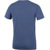 Columbia Laney Hill Maglietta a maniche corte Uomo blu